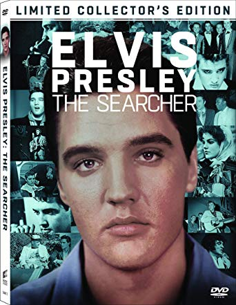 Elvis Presley DVD The Searcher