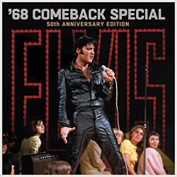 Elvis '68 Comeback Special 50th anniversary edition